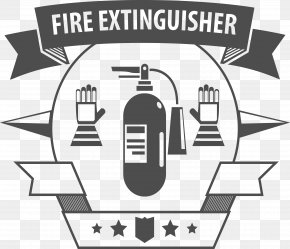 Cartoon Fire Extinguisher - Logo Fire Extinguisher Icon PNG