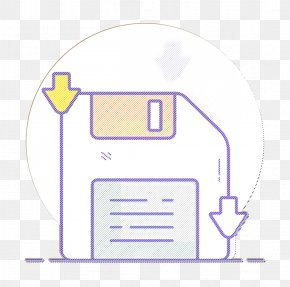 House Diagram - Arrow Icon Down Icon Download Icon PNG