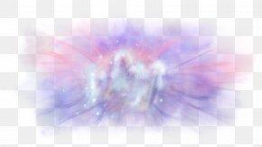 Computer - Desktop Wallpaper Close-up Computer Sky Plc Wallpaper PNG