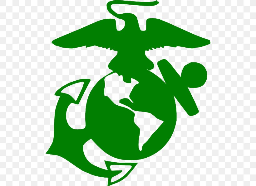 United States Marine Corps Eagle, Globe, And Anchor Military Semper Fidelis, PNG, 528x597px, United States, Amphibian, Area, Army, Artwork Download Free