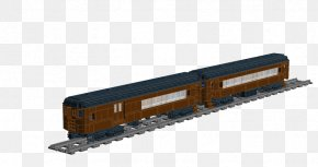 Passenger Train Car - Railroad Car Passenger Car Rail Transport Locomotive Goods Wagon PNG