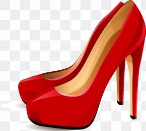 High Heels - Shoe High-heeled Footwear Computer File PNG