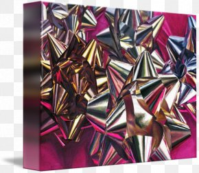Triangle - Gallery Wrap Canvas Art Triangle Printmaking PNG