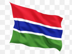 Flag - Flag Of The Gambia National Flag Flag Of India PNG