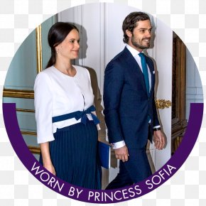 Princess - Sweden Princess Swedish Royal Family Maternity Clothing Dress PNG