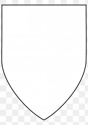 Shield - Escutcheon Shape Shield Symmetry Heraldry PNG