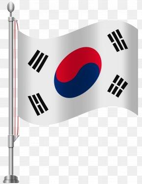 Korean - Flag Of South Korea Clip Art PNG