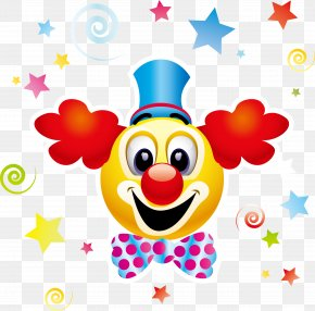 Cartoon Clown - Joker Clown Royalty-free Circus PNG