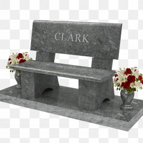 Cemetery - Southern Illinois Monuments Headstone Cemetery Memorial Bench PNG