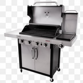 Gas Grill - Barbecue Char-Broil Signature 4 Burner Gas Grill Char-Broil Commercial Series 463276016 Grilling PNG