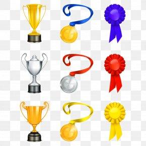 Prize - Trophy Euclidean Vector Clip Art PNG