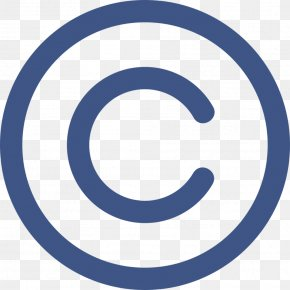 Copyright - Copyright Symbol Creative Commons License Trademark PNG