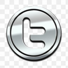 Metal Number - Social Network Icon Twitter Icon PNG
