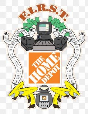 Home Depot - The Home Depot Clip Art PNG