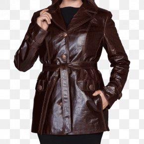 Jacket - Leather Jacket Coat Fur Clothing PNG