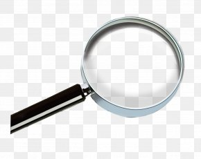 Cookware And Bakeware Office Instrument - Magnifying Glass Cartoon PNG