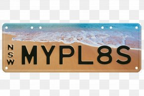 Tableware 2018 - Vehicle License Plates New South Wales Motor Vehicle Registration Vehicle Registration Plates Of Japan PNG