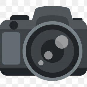 Photo Cameras - Emoji Photographic Film Camera Photography Clip Art PNG