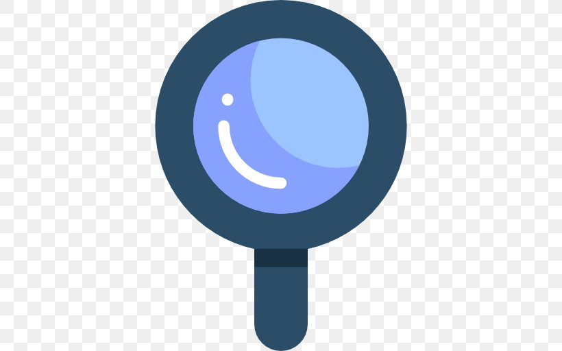 Magnifying Glass Blue, PNG, 512x512px, Magnifying Glass, Animation, Blue, Brand, Drawing Download Free