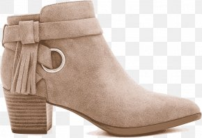 SELENA Boots - Suede Boot Fashion Botina Shoe PNG