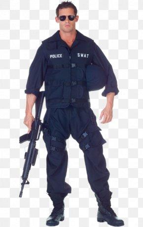 Swat - Halloween Costume SWAT Clothing Vest PNG
