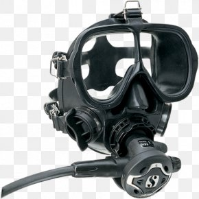 Mask - Full Face Diving Mask Diving & Snorkeling Masks Scubapro Scuba Diving Underwater Diving PNG