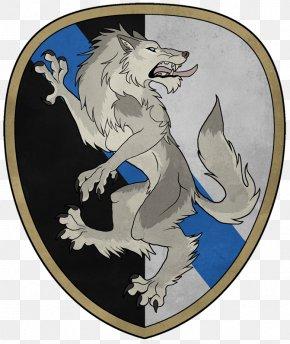 Werewolf - Gray Wolf Coat Of Arms Heraldry Escutcheon Werewolf PNG