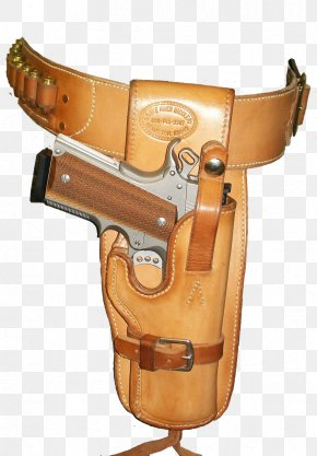 Western - Gun Holsters Firearm Fast Draw M1911 Pistol Weapon PNG