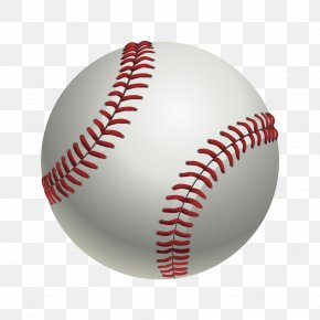 Baseball Ball - Baseball Batting Clip Art PNG