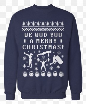 Ugly Christmas Sweater - T-shirt Christmas Jumper Hoodie Sweater Christmas Day PNG