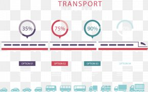 Vector Hand-drawn Train Data - Train Data Euclidean Vector PNG