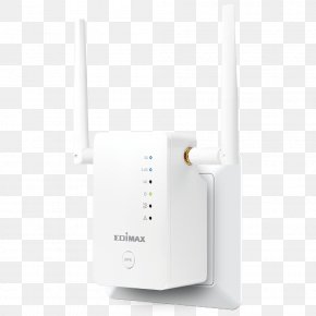 Access Point - Wireless Repeater EDIMAX WiFi Repeater Wi-Fi Wireless Access Points PNG