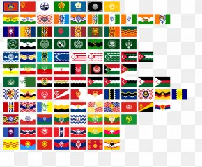 World Flags - Flags Of Asia National Flag Flag Of Indonesia PNG