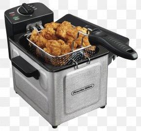 Electric Deep Fryer - French Fries Deep Fryer Air Fryer Frying Proctor Silex PNG