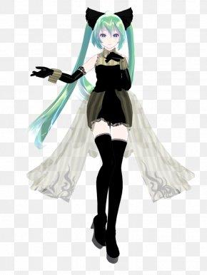 Hatsune Miku - Hatsune Miku MikuMikuDance Vocaloid Game Art PNG