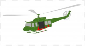 Helicopter - Helicopter Rotor Airplane Flight Clip Art PNG