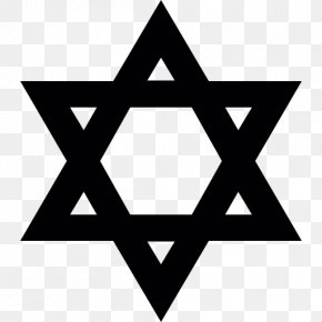 David - Jewish Symbolism Judaism Religious Symbol Star Of David PNG