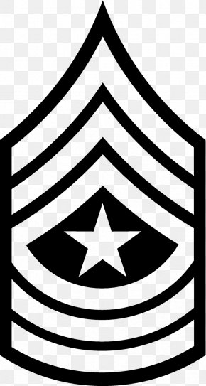Military - Sergeant Major Of The Army United States Army PNG