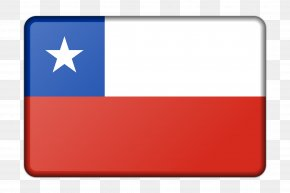 Flag - Flag Of Chile Flag Of Chile National Flag 2018 South American Games PNG