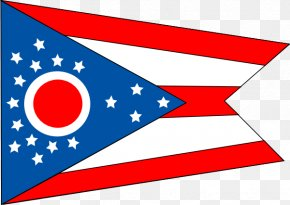 United States Clipart - Flag Of Ohio Flag Of The United States Clip Art PNG