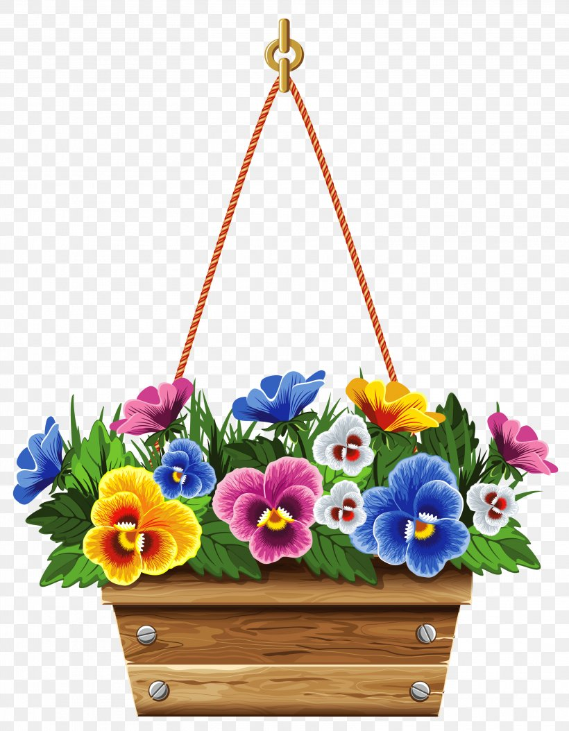 Flowerpot Stock Photography Hanging Basket Clip Art, PNG, 3132x4026px, Flower, Artificial Flower, Basket, Can Stock Photo, Cut Flowers Download Free