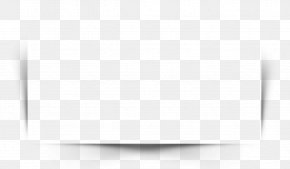 Paper Shadow Projection Angle - Symmetry Square Black And White Angle Pattern PNG