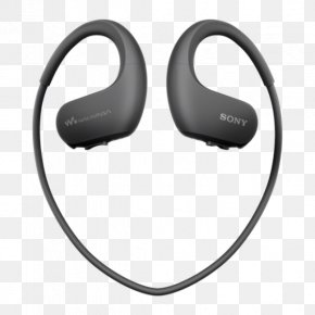 Sony - Walkman Sony MP3 Player Headphones IP Code PNG