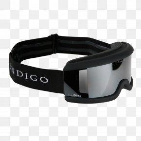 Sky Snow - Snow Goggles Sunglasses Gafas De Esquí PNG