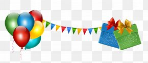 Party Decor Cliparts - Birthday Cake Party Christmas Decoration Clip Art PNG