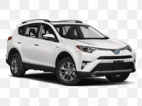 Toyota - 2018 Toyota RAV4 Hybrid XLE Sport Utility Vehicle 2018 Toyota RAV4 Hybrid LE 2018 Toyota RAV4 Hybrid Limited PNG