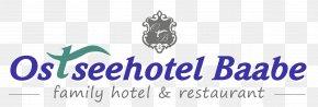 Ostseehotel Baabe -family Hotel & Restaurant- Logo Computer Font PNG