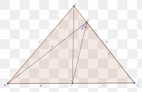 Triangle - Triangle Area Pattern PNG