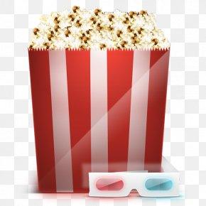 Free Popcorn Pull Material - Cinema ICO Film Icon PNG