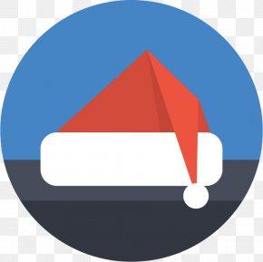 Christmas - Christmas Icon Design Santa Claus User Interface PNG